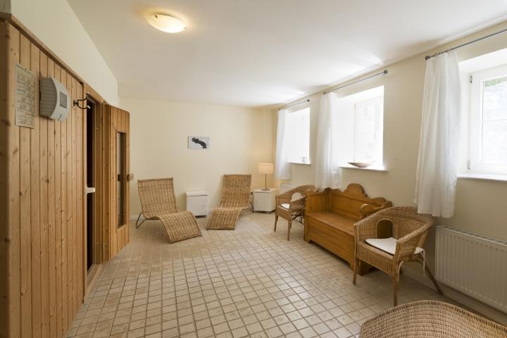 Ferienwohnungen im Gutshaus Grubnow Innen 1