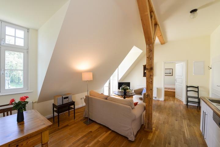 Ferienwohnungen im Gutshaus Grubnow Innen 2