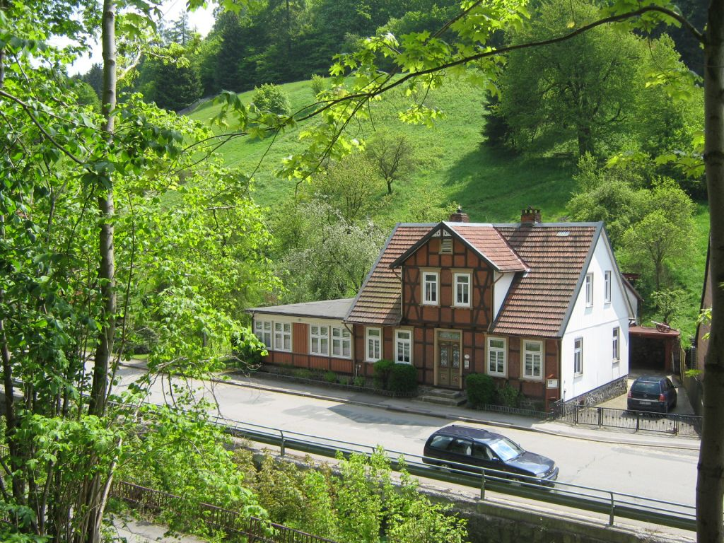 Ferienhaus Busse In Zorge Frau Michel